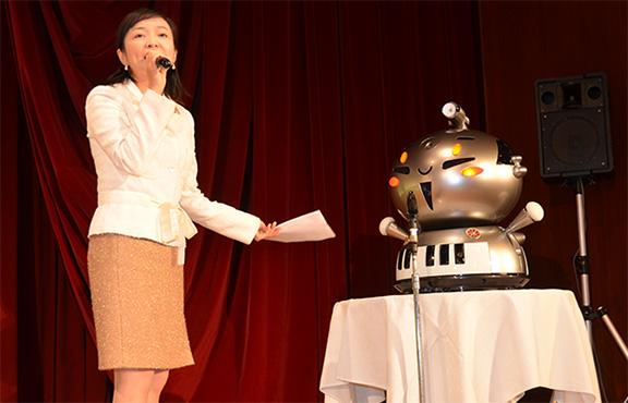 ロボット共同開発の支援